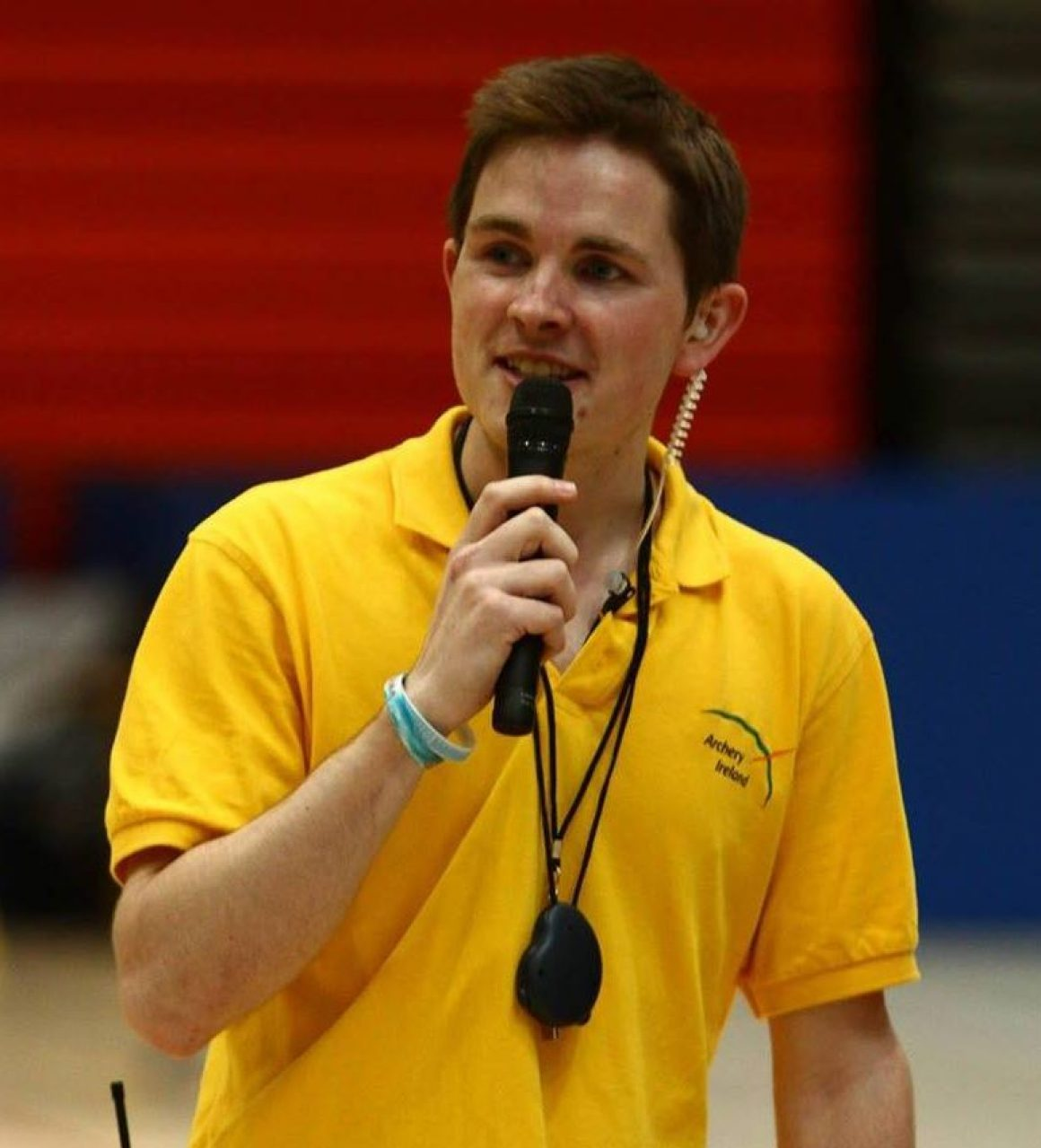 Thomas Brouder - ISAA Chairperson